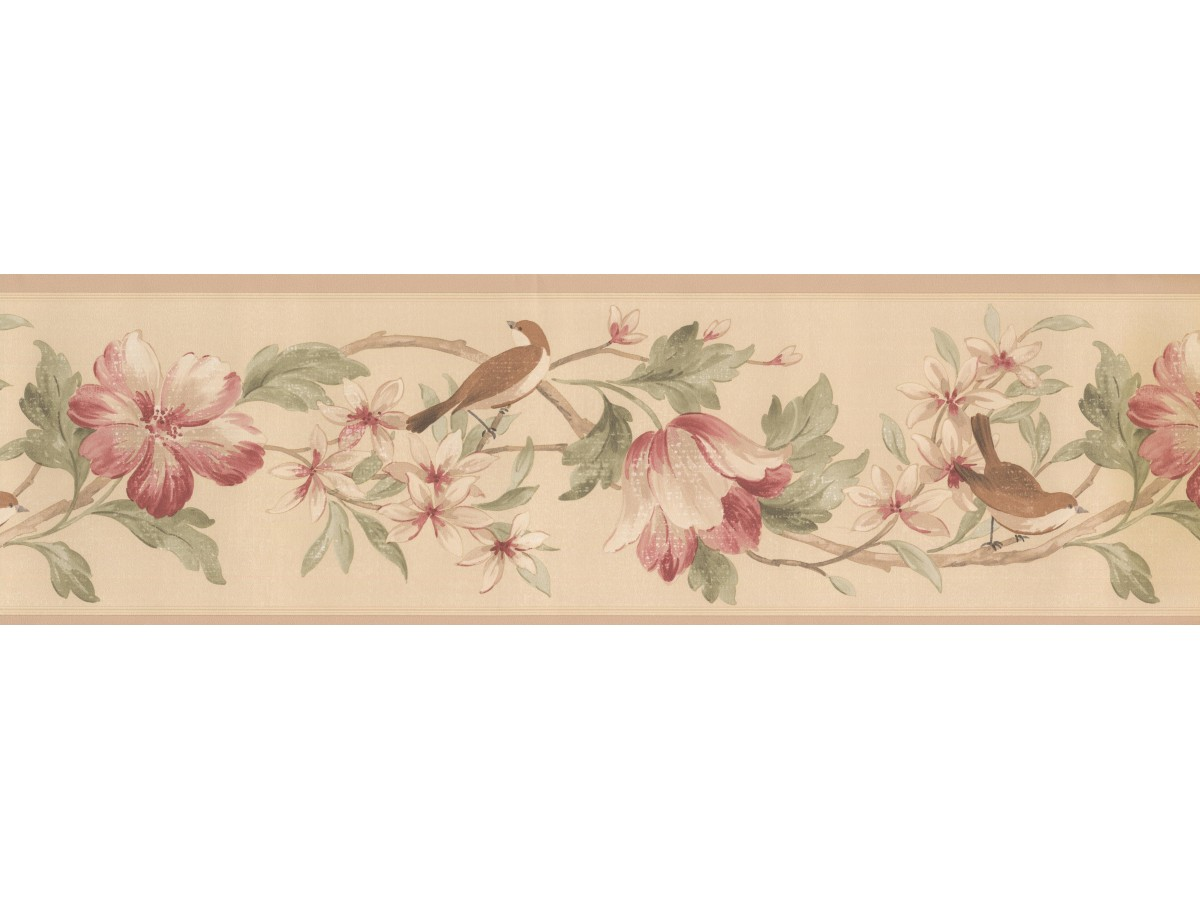 Prepasted Wallpaper Borders Norwall Fresh Country Single Rolls Wall Paper Border
