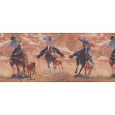 Horses Wallpaper Borders: Horse Wallpaper Border IN2648