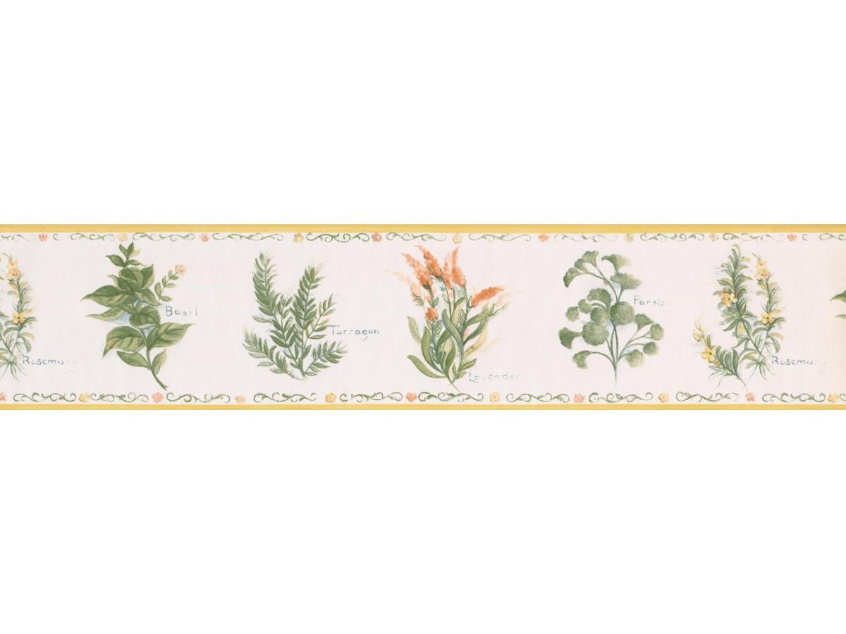 Prepasted Wallpaper Borders , White Background Red Flower Wall Paper Border