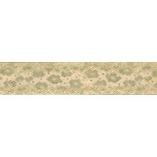 5 in x 15 ft Prepasted Wallpaper Borders - Snake Skin Wall Paper Border 016142NA