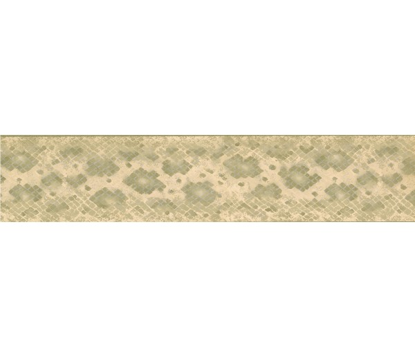 Contemporary Wall Borders: Snake Skin Wallpaper Border 016142NA