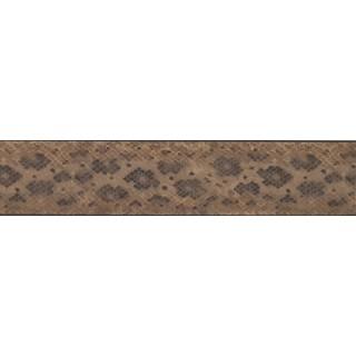 5 in x 15 ft Prepasted Wallpaper Borders - Snake Skin Wall Paper Border 016143NA