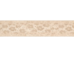 Prepasted Wallpaper Borders - Beige Snake Skin Wall Paper Border