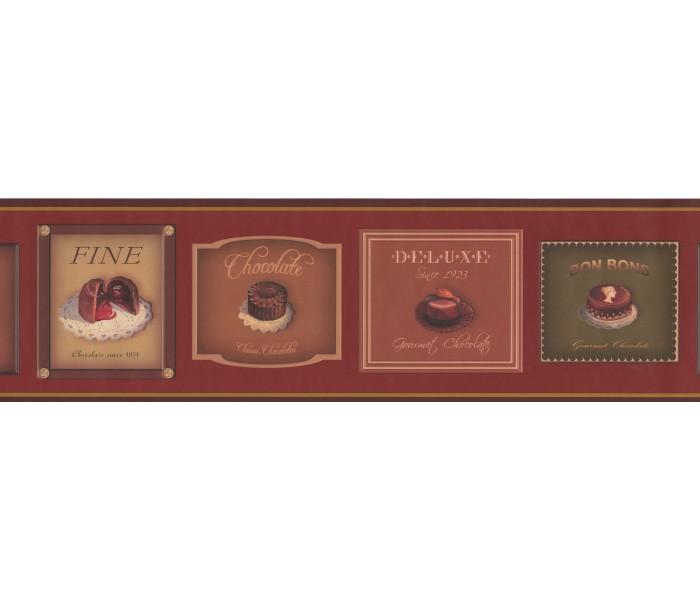 Kitchen Wallpaper Borders: Kitchen Wallpaper Border PAT687821