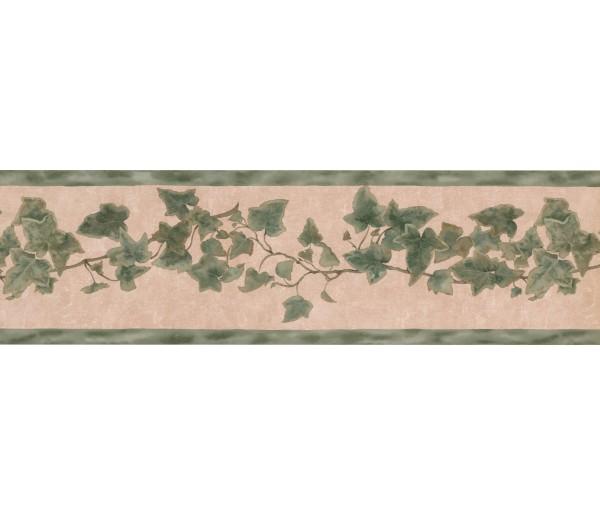 Garden Borders 028142SR Floral Wallpaper Border York Wallcoverings