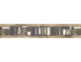 Contemporary Wallpaper Border SF78346