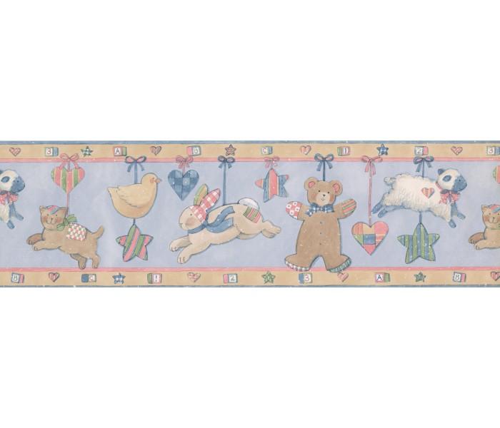 Toys Wallpaper Borders: MOBILE TOY Wallpaper Border
