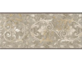 Light Gold Moulding Design Wallpaper Border