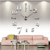 Wall Clocks DIY Multi-Piece Set Wall Clock