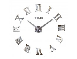 DIY 3D Multi-Piece Set Quartz Wall Clock