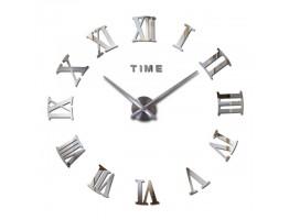 DIY 3D Multi-Piece Set Quartz Wall Clock