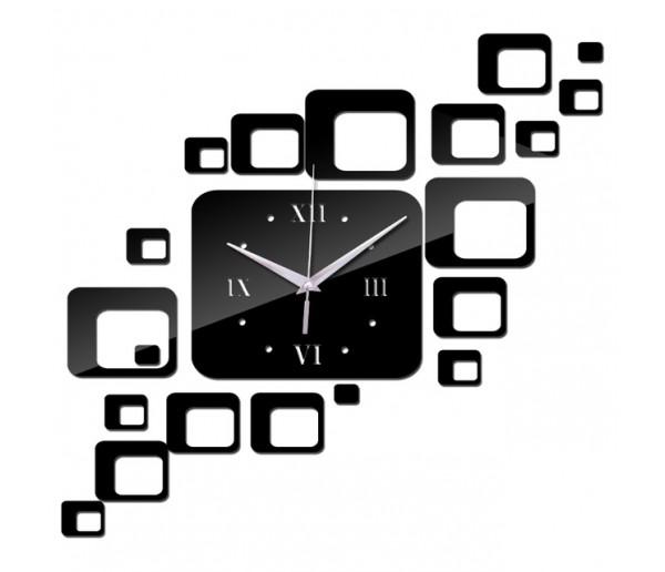 Wall Clocks DIY 3D Acrylic Wall Clock