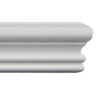 Ceiling and Wall Relief 1-3/4 inch WR-9054 Molding