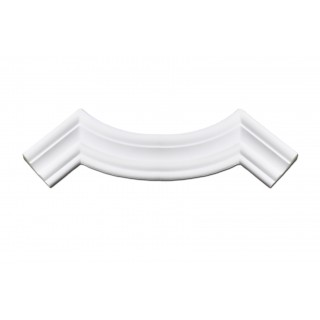 Ceiling and Wall Relief - WR-9132B Flat Molding Corner