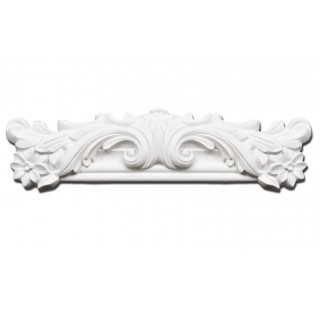 Ceiling and Wall Relief - WR-9132C Flat Molding Corner