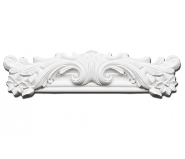 Ceiling and Wall Relief: WR-9132C Flat Molding Corner